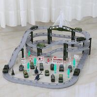 儿童电动轨道车玩具赛车跑道赛道汽车小火车益智3-5-6岁男孩礼物