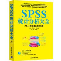 SPSS统计分析大全 附光盘 SPSS数据分析基础教程书籍 SPSS软件应用 spss统计分析与应用大全 SPSS19