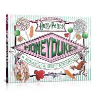 进口英文原版 哈利波特系列: Harry Potter honeydukes 蜂蜜公爵 青春文学科幻少儿小说正版书 精