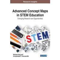 【预订】Advanced Concept Maps in STEM Education 9781522521846