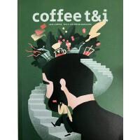 【2018年5-6月现货】 美食杂志coffee t&i 咖啡茶与冰淇淋2018年5/6月第64期 咖啡健康新潮流