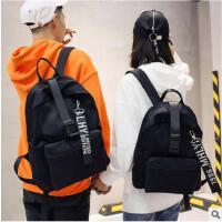 外贸多功能尼龙防水手提双肩旅行背包大容量情侣包学院风男女书包