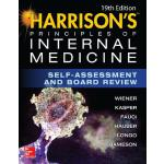 【预订】Harrison's Principles of Internal Medicine Self-Assessm