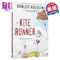 【中商原版】追风筝的人漫画 英文原版 The Kite Runner Graphic Novel Khaled Hos