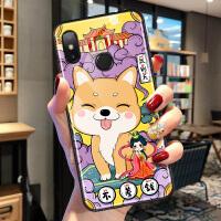 小米8手机壳探索版屏幕指纹小米MIX3升降全包国潮8se个性创意可爱卡通玻璃保护套mi网红女款同款