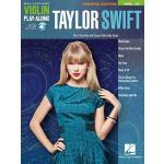 【预订】Taylor Swift - Updated Edition: Violin Play-Along Volum