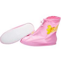 男雨鞋套童女童防滑防雨宝宝便携小孩学生儿童雨靴水鞋