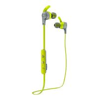 Monster魔声 iSport Achieve Wireless 入耳式蓝牙运动耳机 防汗线控 - 绿色