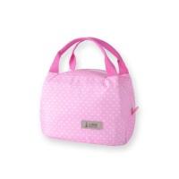 饭盒袋保温便当包冰袋女士学生午餐包手提包手拎小布包