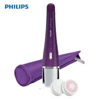 飞利浦(Philips)洁面仪SC5275/34 净颜焕采温和洁净肌肤 深层清洁 内置电池充电式 梦幻紫