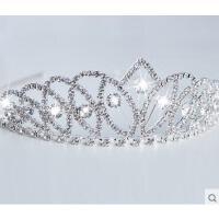 气质闪亮精致持久耐用公主王冠小皇冠发箍头箍水钻儿童发饰女童头饰