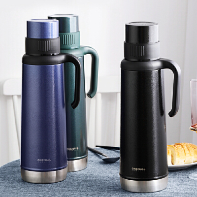 304不锈钢欧式保温水壶家用装水热水瓶大容量保暖便携开水瓶暖壶