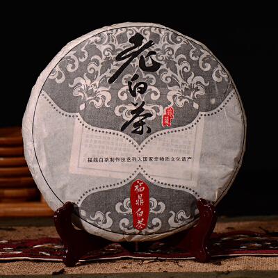 【3片一起拍;5年陈期福鼎白茶】2012年陈年老白茶357克/片 z1