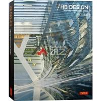 HB DESIGN 新加坡建筑事务所别墅住宅办公建筑设计书籍