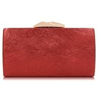 手拿包女迷你型小挎包新款多色时尚盒子包晚宴包链条铁盒包单肩斜跨