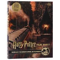 哈利波特电影回顾设定集2 对角巷 霍格沃兹快车 Harry Potter The Film Vault Volume 2