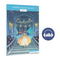【首页抢券300-100】Usborne English Readers Level 1 Cinderella 英语小读