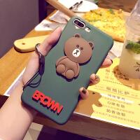 苹果7plus手机壳女款潮牌硅胶韩国iPhone6s小清新可爱超萌i6p软壳