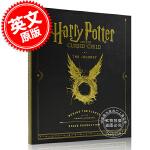现货 哈利波特8与被诅咒的孩子:旅程 舞台剧艺术画册设定集 英文原版 Harry Potter and the Cur