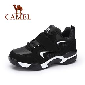 camel 骆驼女鞋 秋季新款小白鞋韩版潮单鞋舒适透气学生厚底女运动鞋
