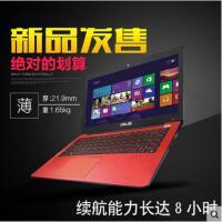 【支持礼品卡】Asus/华硕 R R417SA3160轻薄白14英寸固态硬盘分期免息笔记本电脑