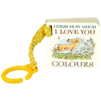 Guess How Much I Love You: Colours Buggy Book