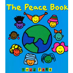 The Peace Book 《和平》(Todd Parr绘本) ISBN 9780316043496