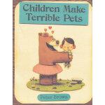 Children Make Terrible Pets 糟糕的宠物-《露西的友情》系列绘本(精装)ISBN 97803