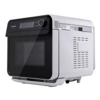 松下(Panasonic)家用电烤箱NU-SC100W多用途电蒸烤箱15L大容量家用烤箱蒸烤煎炸烘�h 一机多用