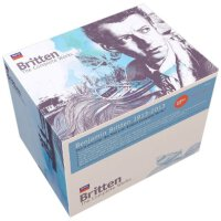 现货 [中图音像]布立顿大全集 65CD+1DVD