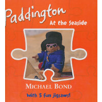 Paddington - At the Seaside 小熊帕丁顿在海边(拼图书) ISBN9780007304394