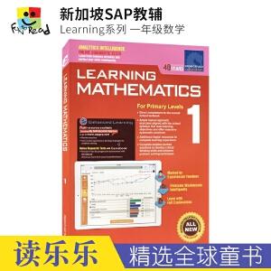 SAP Learning Mathematics 1 新加坡数学教辅 小学一年级数学练习册 新亚出版社学习系列 learning maths 6~7岁 儿童英文原版图书