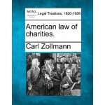 【预订】American Law of Charities.