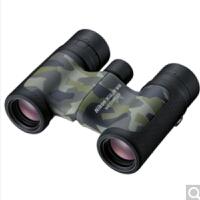 尼康阅野W10 8X21 10x21双筒望远镜时尚高倍军迷彩高清夜视户外出游小巧便携观景