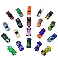 跑车20辆装合金玩具车模型男孩礼物兰博基尼跑车礼盒