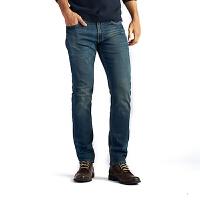 Lee\李 牛仔裤男 Slim Fit修身牛仔裤青年男士修身小脚牛仔裤