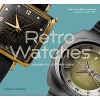 正版 Retro Watches: The Modern Collectors' Guide 复古手表:现代收藏家指南