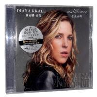 正版现货|戴安娜・克劳Diana Krall:壁花女郎Wallflower(CD)