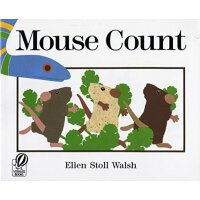 Mouse Count, by Ellen Stoll Walsh