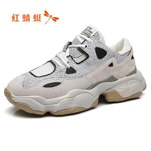 红蜻蜓男鞋运动鞋休闲鞋C0191364