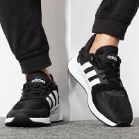 Adidas阿迪达斯 男鞋 NEO运动鞋休闲轻便跑步鞋 EH3417