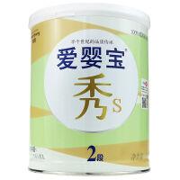 爱婴宝秀S韩国原装进口婴幼儿奶粉牛奶粉2段(6~12个月)800克