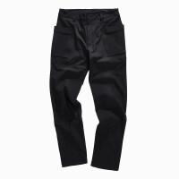 【顺心而行】诺诗兰弹力舒适防泼水时尚男式长裤休闲长裤