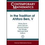 【预订】In the Tradition of Ahlfors-Bers, V 9780821847329