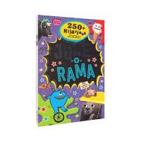 Joke-O-Rama 脑筋急转弯 儿童幽默笑话大全 智力开发趣味书 英文原版进口图书