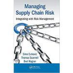 【预订】Managing Supply Chain Risk 9781498707107