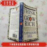 [二手9成新]Think and Grow Rich:The Landmark Bestseller--Now