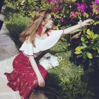 连衣裙女夏2017新款套装裙韩版度假吊带碎花雪纺半身裙夏季两件套