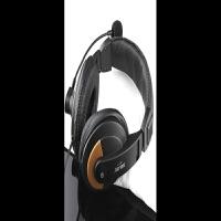 声籁 A17头戴式耳机游戏电脑带话筒四六级考试话务会务