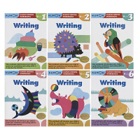 Kumon Writing Workbooks Writing Grade 1-6 公文式教育 写作 6-12岁 小学
